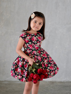Audrey Dress (Floral)