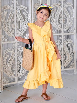 Matilde Dress (Corn Silk)