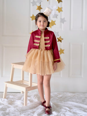 Nutcracker Dress Set