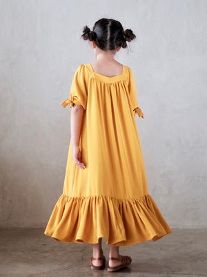 Atalia Dress (Marigold)