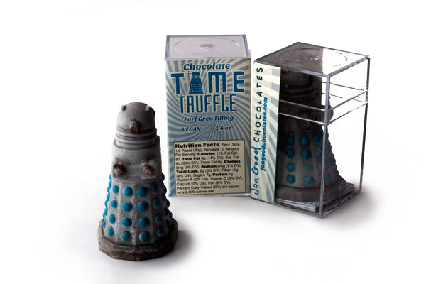 Chocolate Dalek - Jon Good