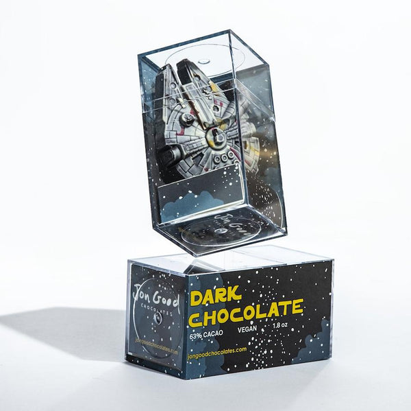 Wholesale Chocolate Falcon (6/case)