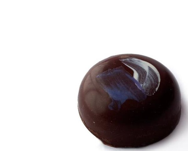 Lavender Sea Salt Bonbon - Jon Good Chocolates