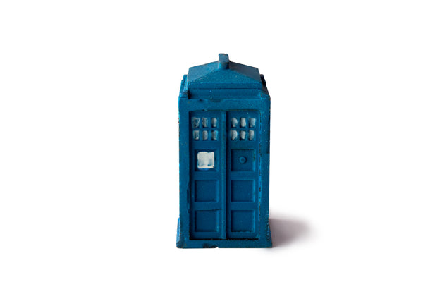 Chocolate Tardis - Jon Good