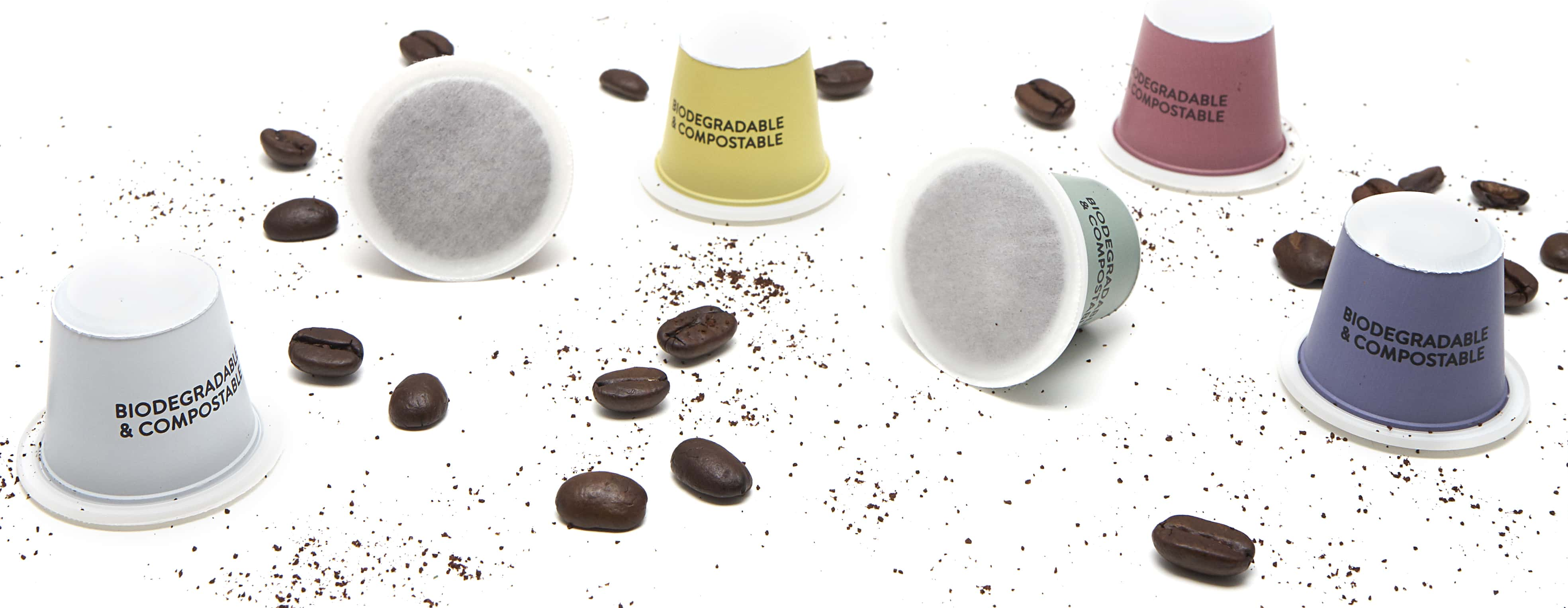 Moving Beans Sustainable & Biodegradable Coffee Pods
