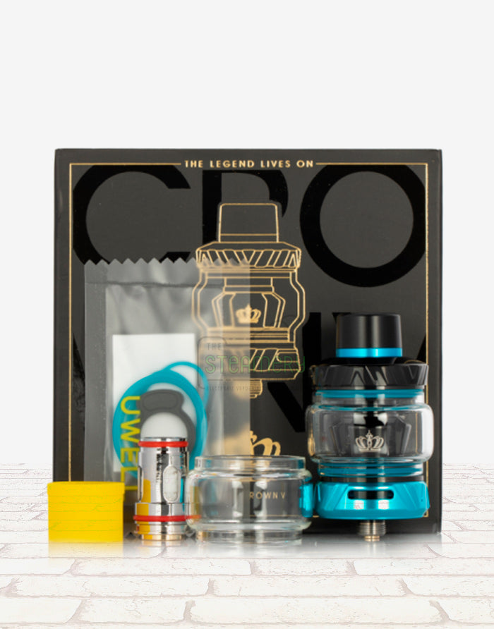 Uwell Crown V (5) Subohm Tank - Steam E-Juice | The Steamery