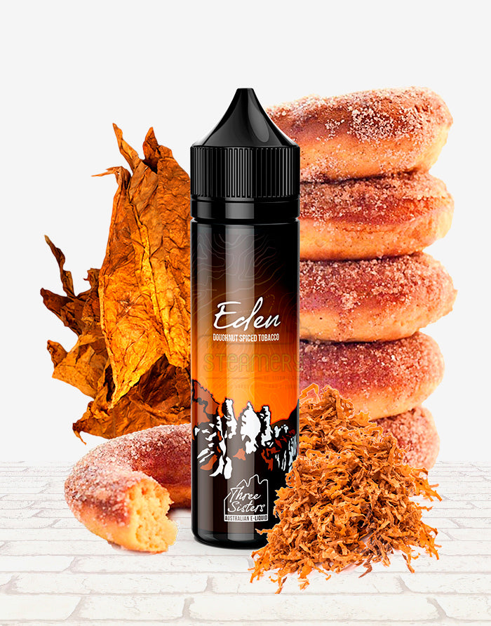 EDEN - Steam E-Juice | The Steamery
