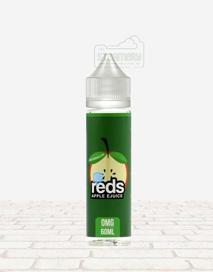 Red's Watermelon ICED - Steam E-Juice | The Steamery