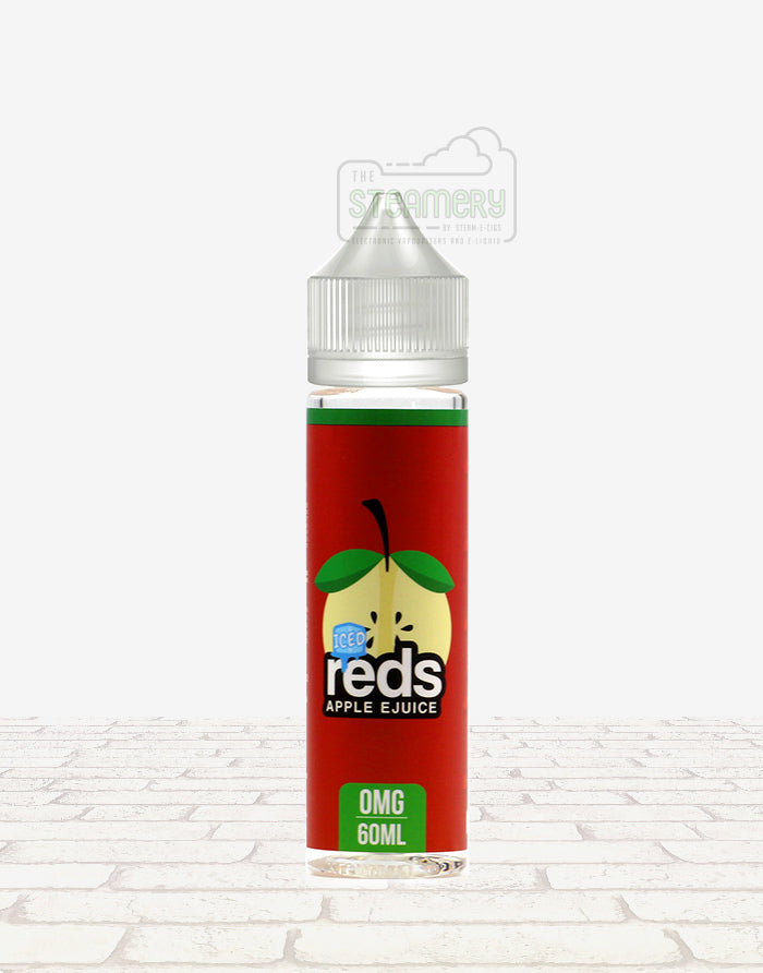 Red's Apple ICED - Steam E-Juice | The Steamery