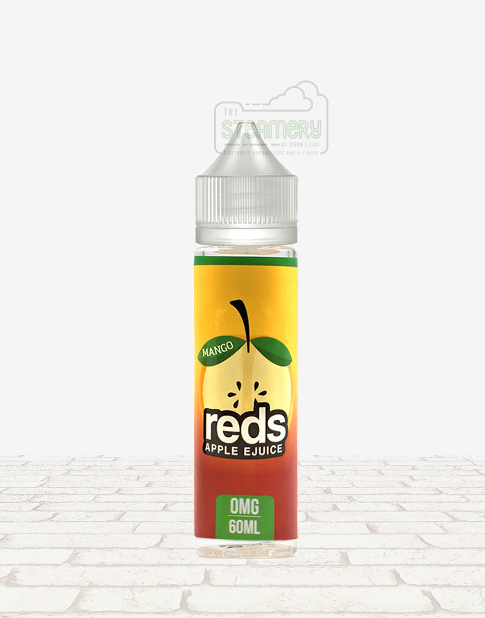 Red's Mango - Steam E-Juice | The Steamery