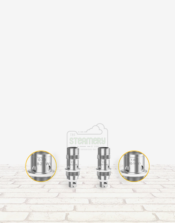Aspire Nautilus 2S Coils 0.7Ohm - Steam E-Juice | The Steamery