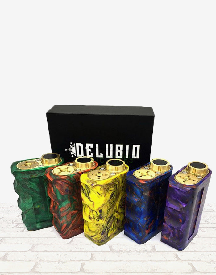 Delubio Series Mod by Silver Wolf - Steam E-Juice | The Steamery