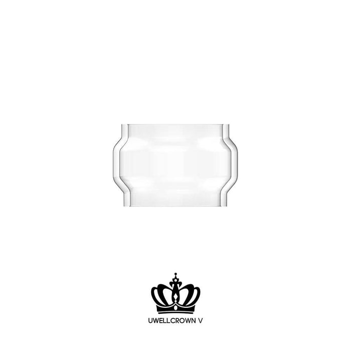 Uwell Crown V (5) Replacement Glass - Steam E-Juice | The Steamery