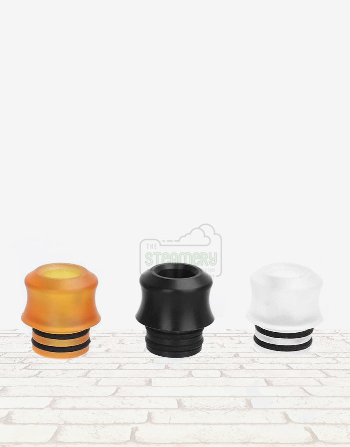 Gas Mods 3-in-1 510 Drip Tip Pack - Steam E-Juice | The Steamery