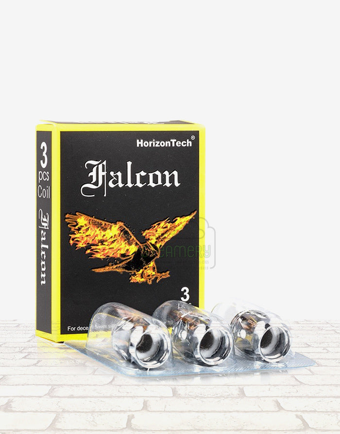 Horizon Falcon Coils - Steam E-Juice | The Steamery