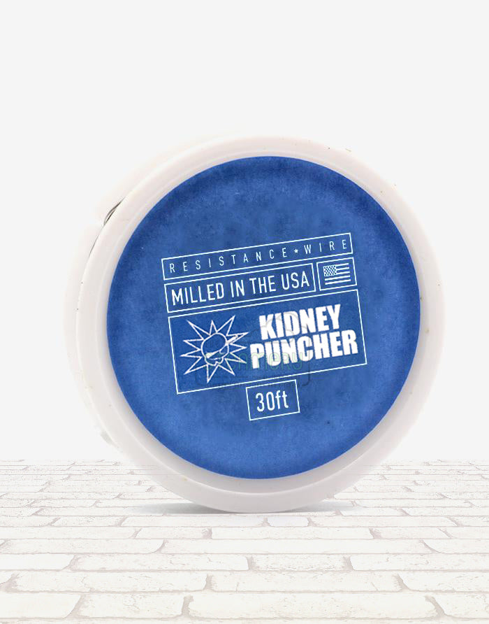 Kidney Puncher SS316L Wire 30ft