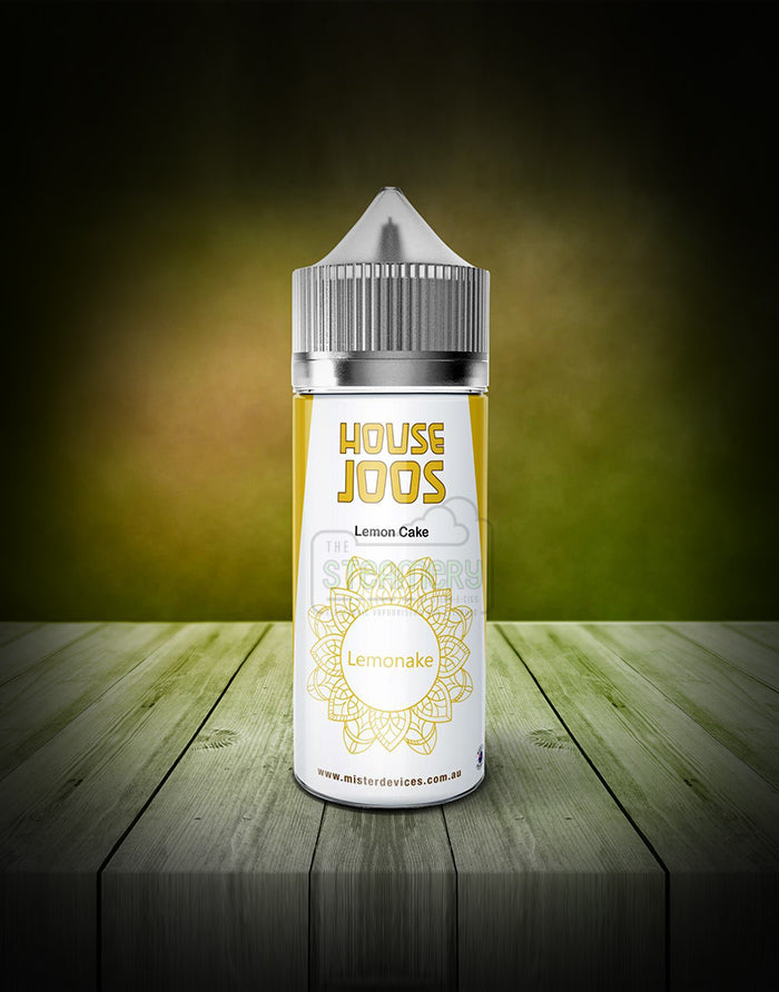 Lemonake - Steam E-Juice | The Steamery
