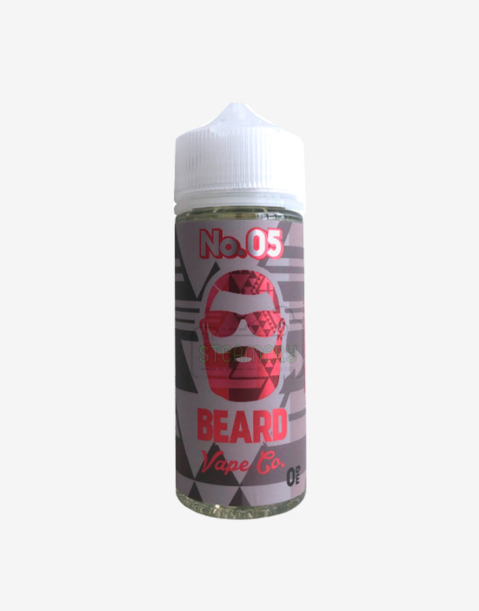No.05 (Strawberry Cheesecake) - Steam E-Juice | The Steamery