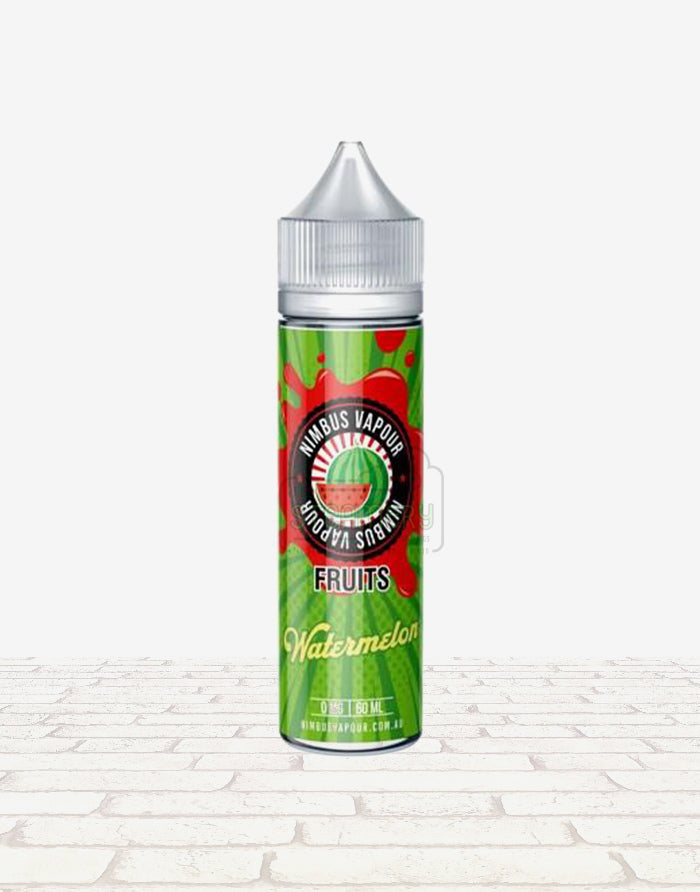 Nimbus Fruits Watermelon 60ml - Steam E-Juice | The Steamery
