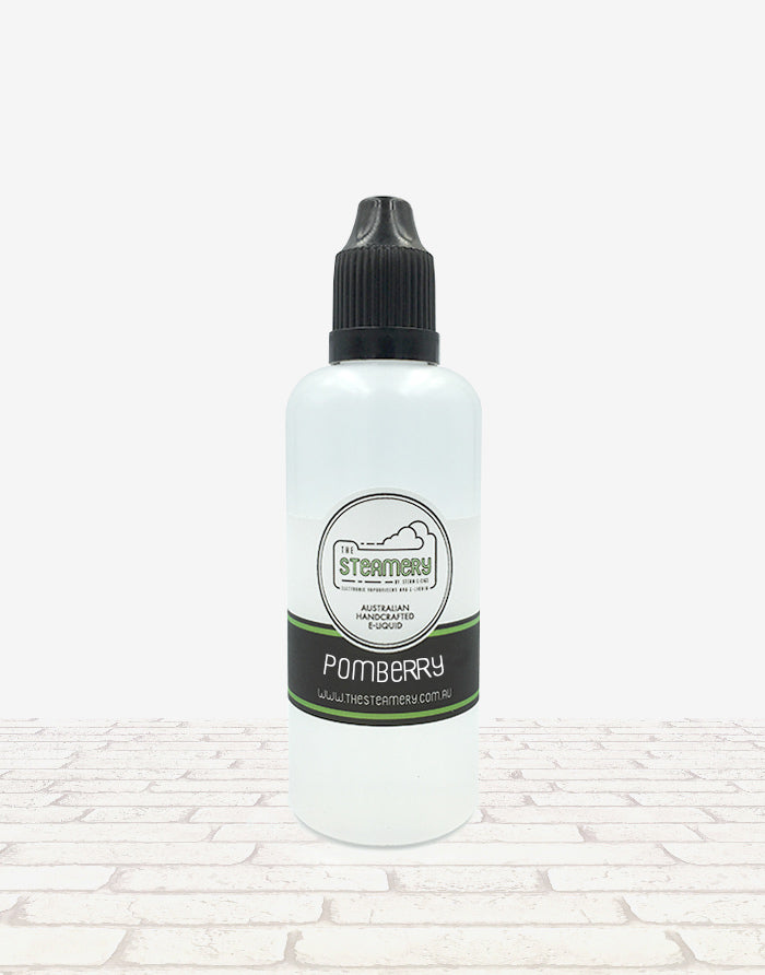 Pomberry - Steam E-Juice | The Steamery
