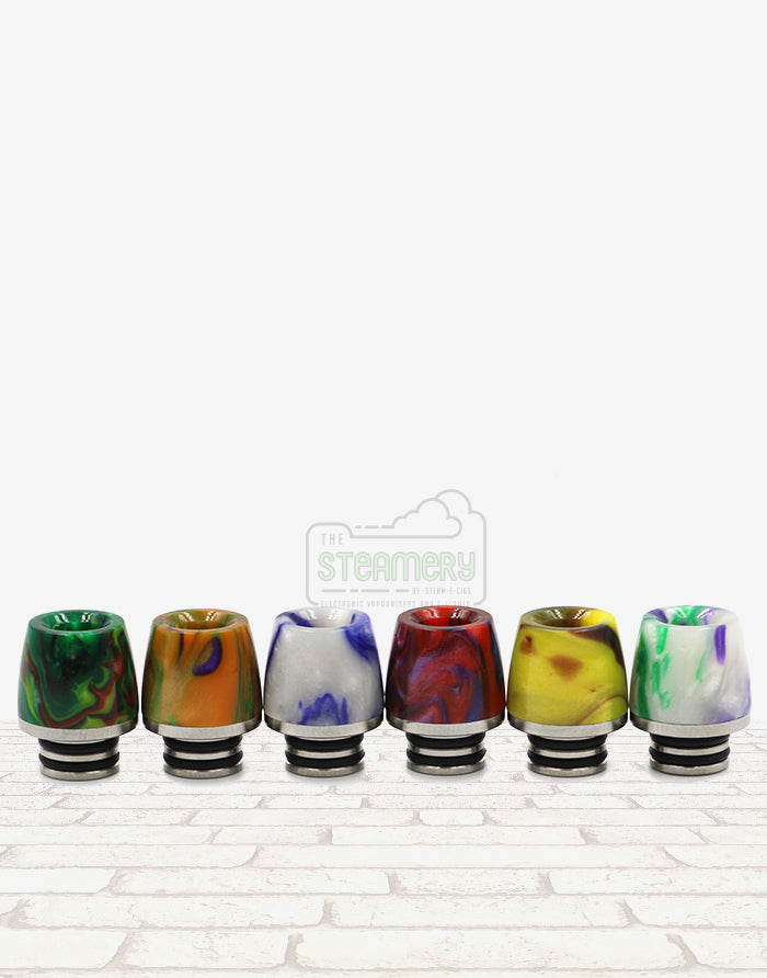 510 Tapered Resin Drip Tip - SL230 - Steam E-Juice | The Steamery