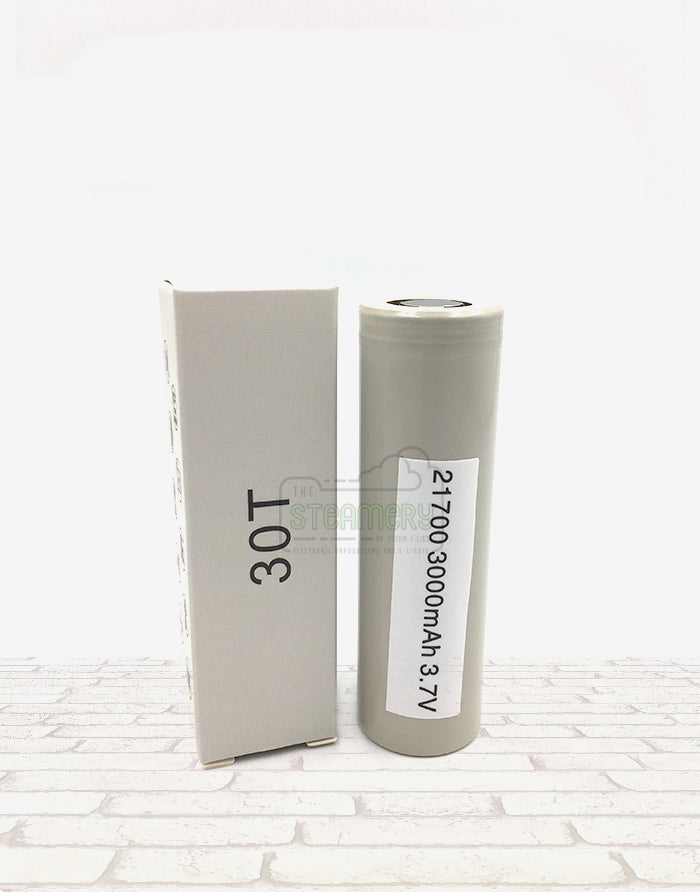 Samsung 21700 30T - 35A 3000mah - Steam E-Juice | The Steamery