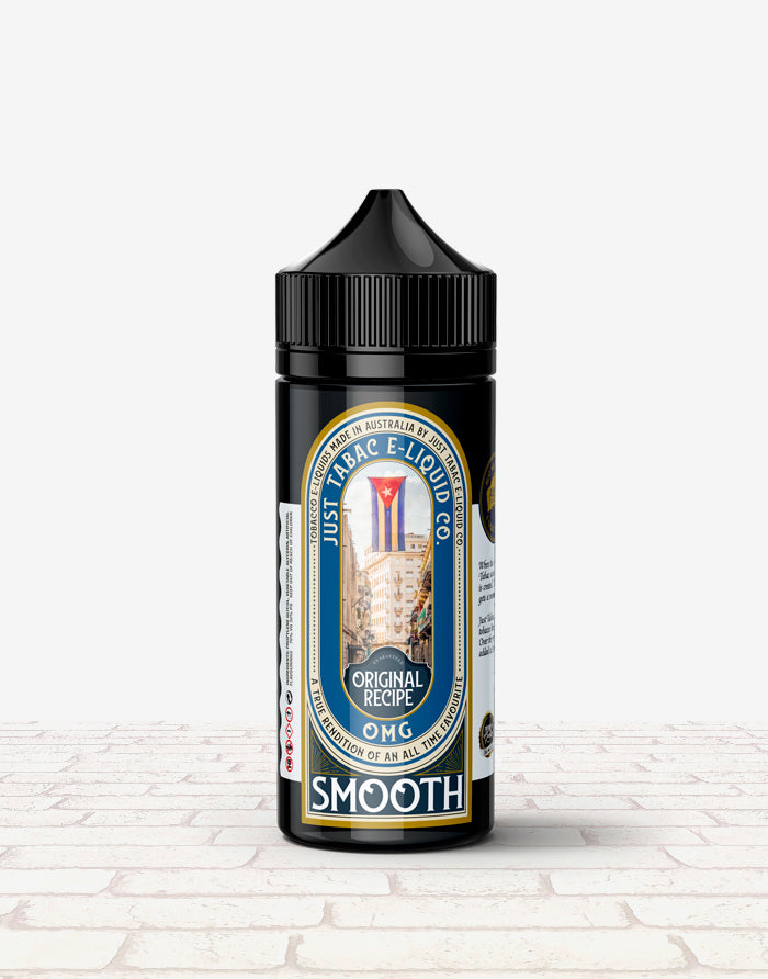 Just Tabac - Smooth - Steam E-Juice | The Steamery
