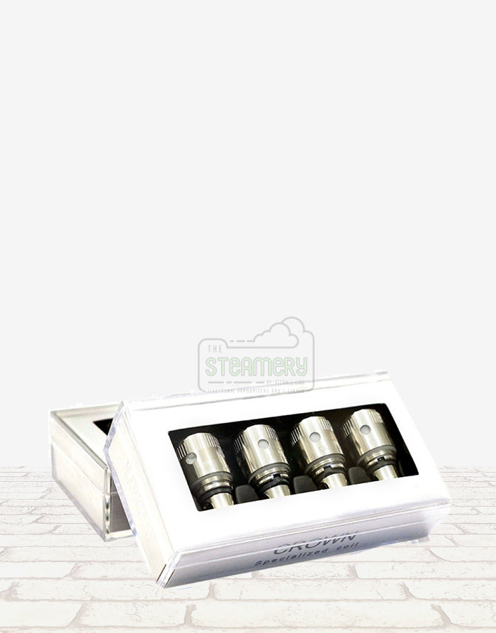 Uwell Crown Replacement coils - Steam E-Juice | The Steamery