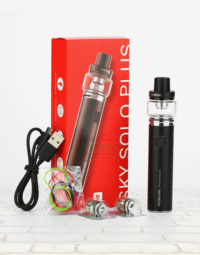 Vaporesso Sky Solo Plus Kit - Steam E-Juice | The Steamery