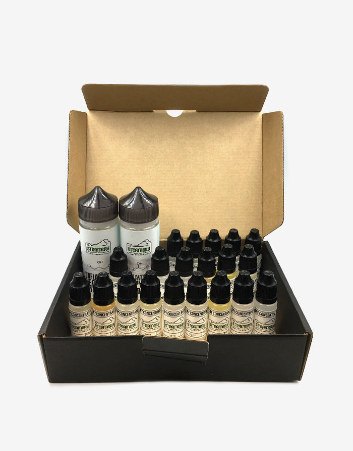 DIY Black Box - Beverages - Steam E-Juice | The Steamery