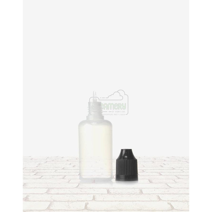 Empty Dropper Bottle - Steam E-Juice | The Steamery