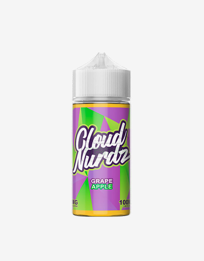 Cloud Nurdz Grape Apple - Steam E-Juice | The Steamery