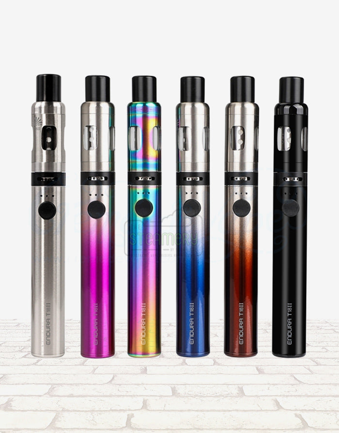 Innokin T18 II Kit - Steam E-Juice | The Steamery