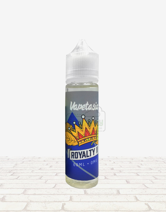 Royalty II - Steam E-Juice | The Steamery