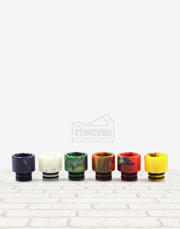 510 Small Resin Drip Tip - SL115 - Steam E-Juice | The Steamery
