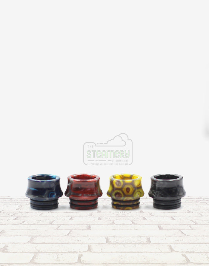 810 Short Juma Resin Drip Tip - SL267 - Steam E-Juice | The Steamery