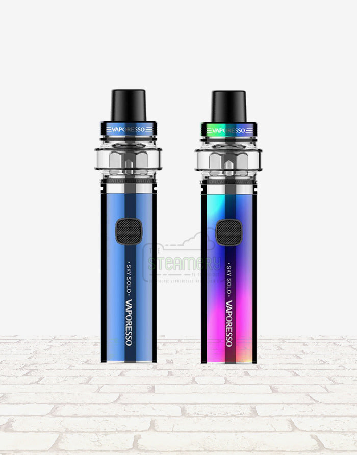 Vaporesso Sky Solo Kit - Steam E-Juice | The Steamery