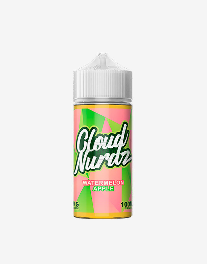 Cloud Nurdz Watermelon Apple - Steam E-Juice | The Steamery