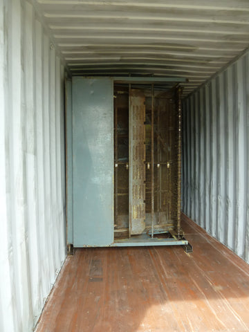 Bottom Half of 220 in Container