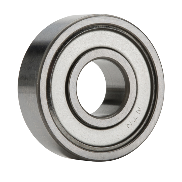 Bearing for bine hook