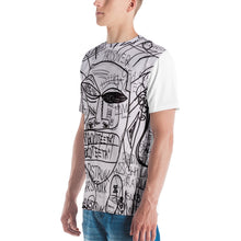 Basquiat Inspo Men's T-shirt