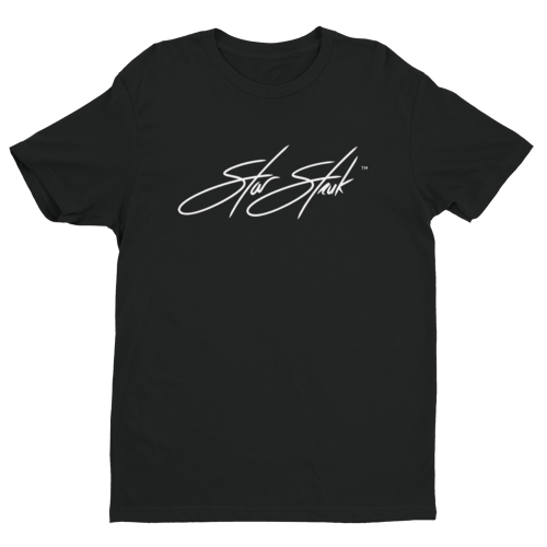Men's Star Struk Lifestyle Apparel™️ Signature Basic Tee