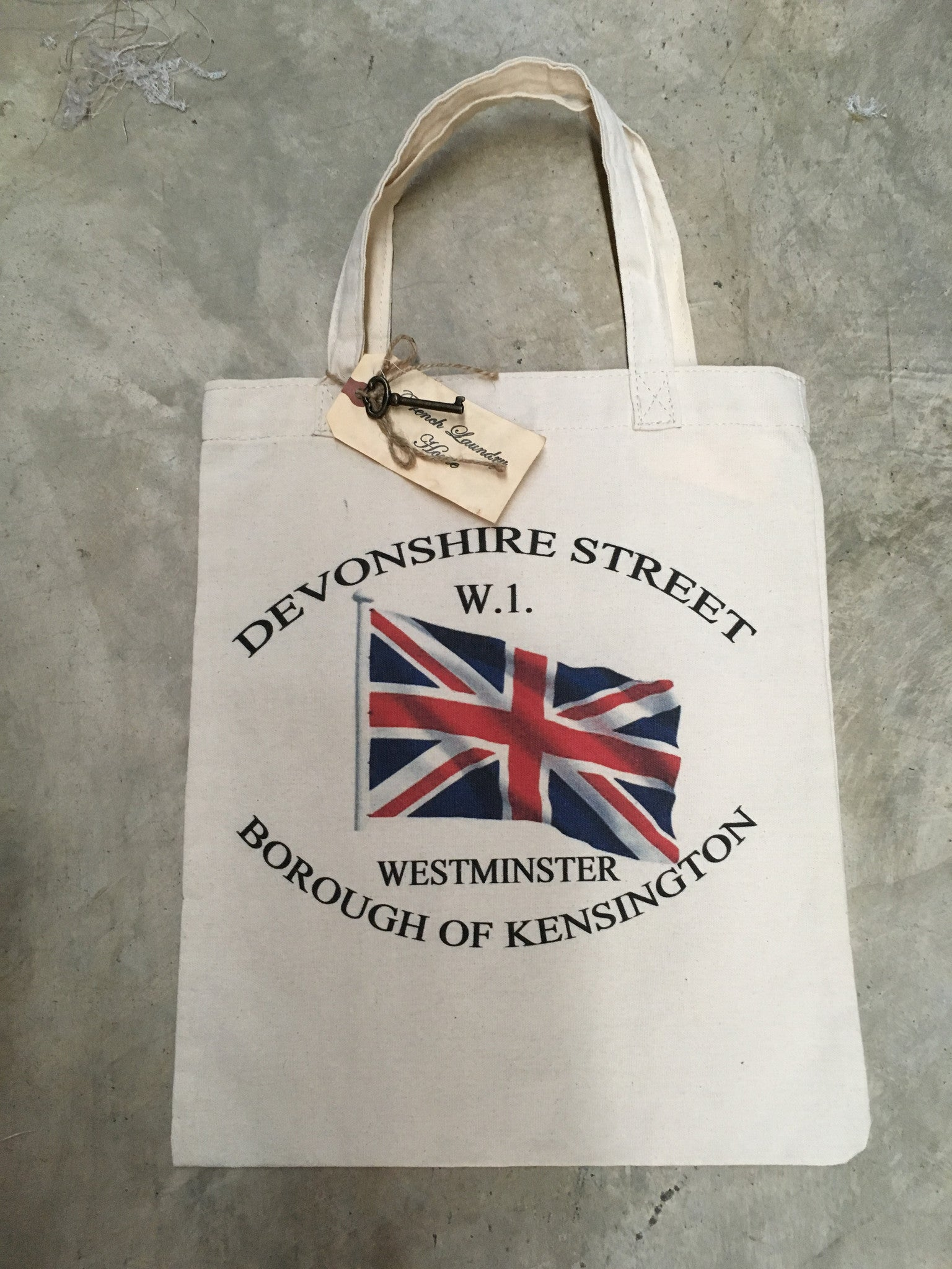 Tote bag- British
