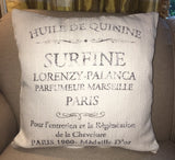 French Bee Pillow Cover Group