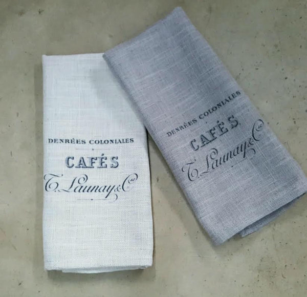 Cafe towels - set