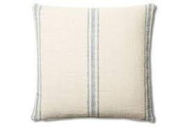 pillow cover- classic marine 22 x 22