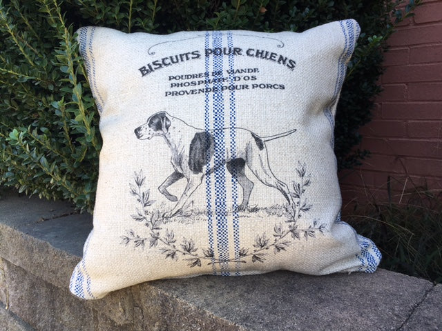 Horse and Hound Pillow Covers Collection - 6 covers to select from