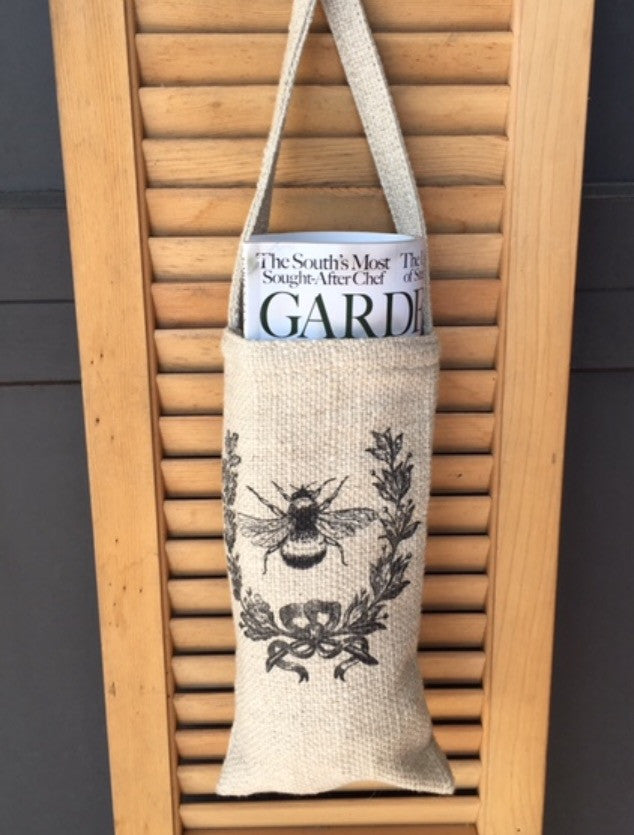 Door Hanger/Wine Bottle Carrier