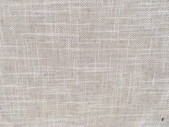 custom euro sham  - natural  collection select fabric