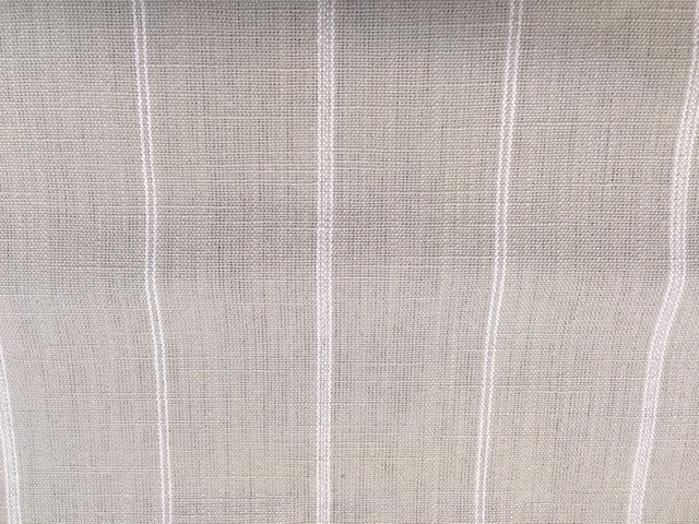 custom standard sham  - natural  collection select fabric
